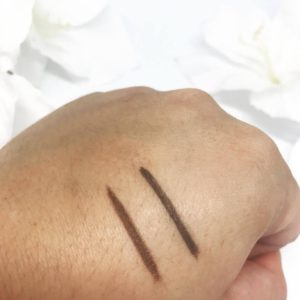 Swatches Ka-Brow und Perfect Brow Pomade