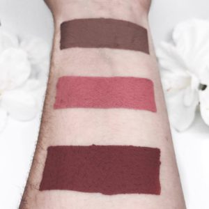 Jeffree Starr Swatches