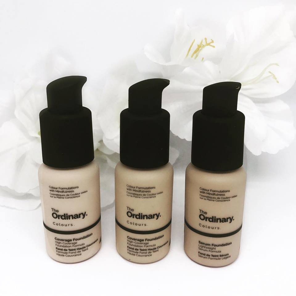 The Ordinary – Foundations